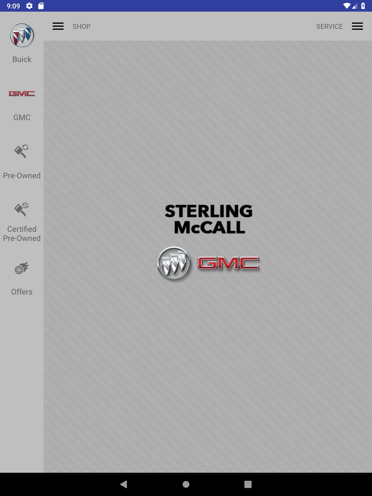 Sterling Mccall Gmc >> Sterling Mccall Buick Gmc For Android Apk Download