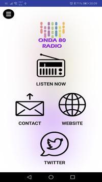 ONDA 80 RADIO screenshot 1