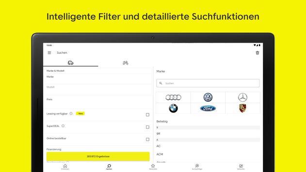AutoScout24 Screenshot 11