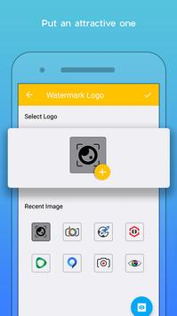 Auto Add Logo Copyright with Text on Camera Photos screenshot 3