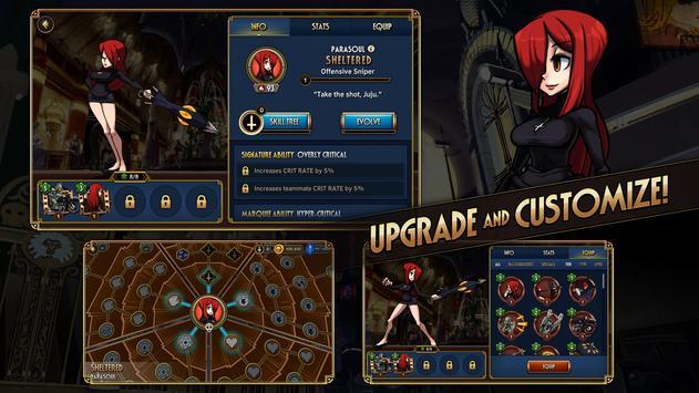 Skullgirls ảnh chụp màn hình 3