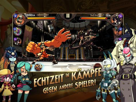Skullgirls Screenshot 13