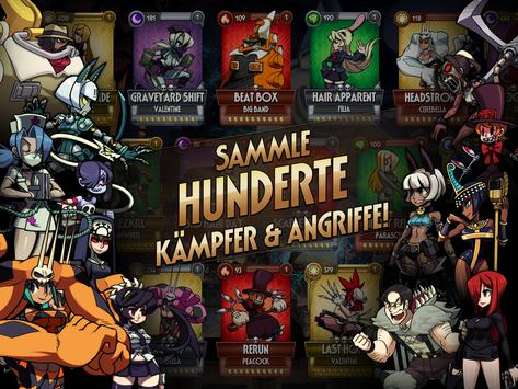 Skullgirls Screenshot 14