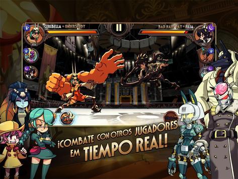 Skullgirls captura de pantalla 13