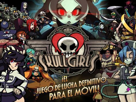 Skullgirls captura de pantalla 12