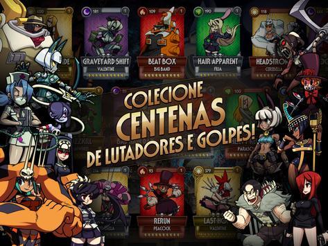 Skullgirls imagem de tela 8