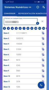 الأنظمة العددية ++ الملصق