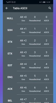 الأنظمة العددية ++ تصوير الشاشة 4
