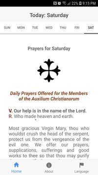 Auxilium Christianorum screenshot 1