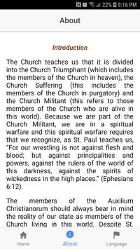 Auxilium Christianorum screenshot 3