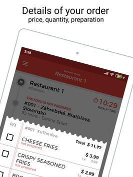 OrderLord Driver (Courier, Food delivery) screenshot 13