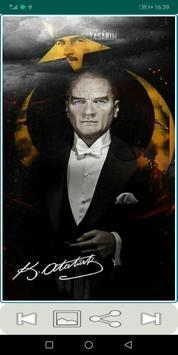 Atatürk Resimleri Duvar kağıdı 2020 Ekran Görüntüsü 1