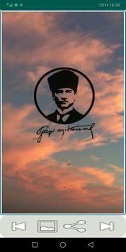 Atatürk Resimleri Duvar kağıdı 2020 Ekran Görüntüsü 2