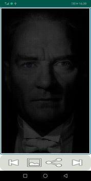 Atatürk Resimleri Duvar kağıdı 2020 Ekran Görüntüsü 3