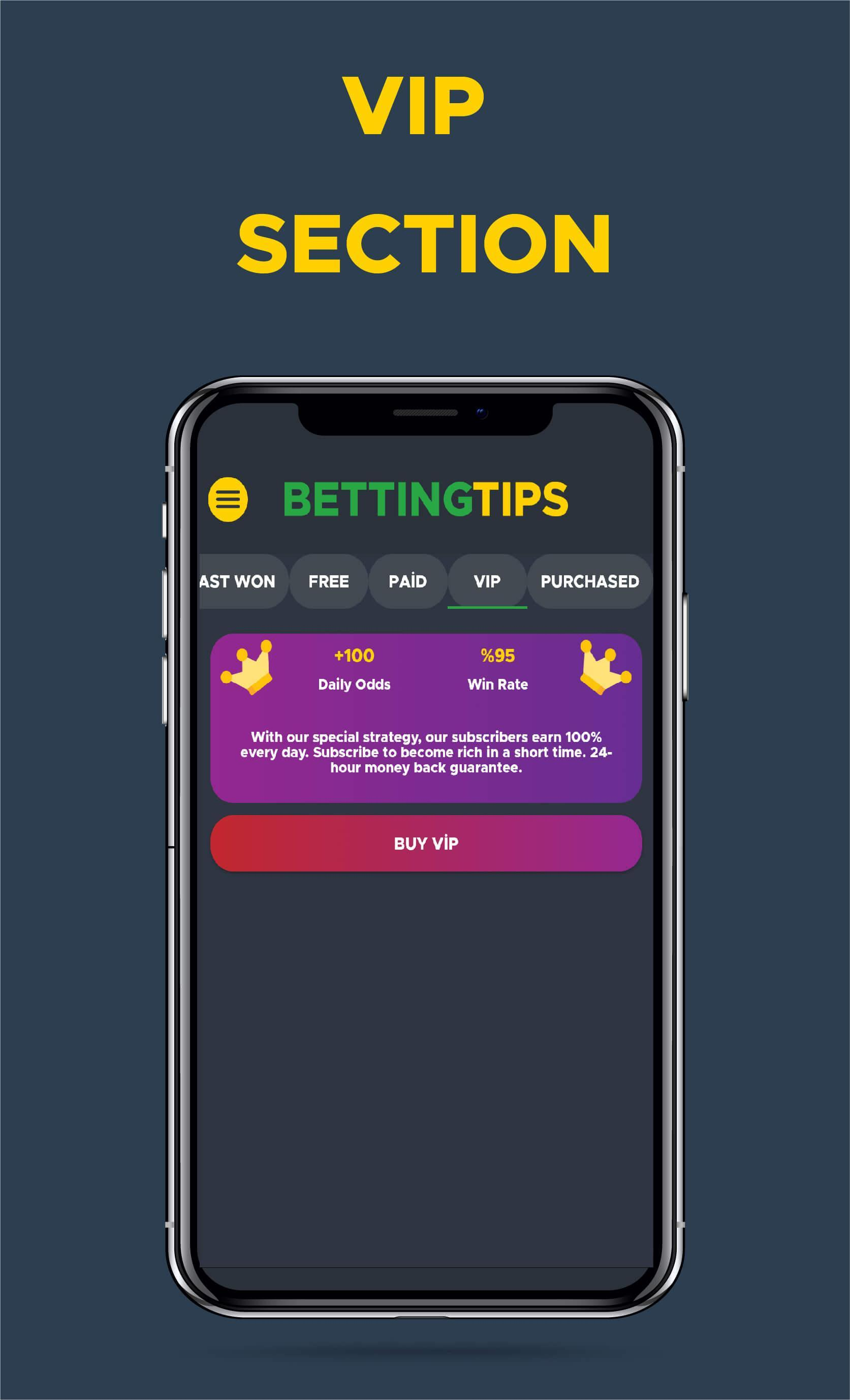Real Betting Tips Apk