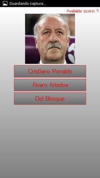 Futbol Quiz Jugadores screenshot 4