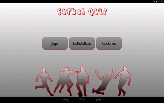 Futbol Quiz Jugadores screenshot 5