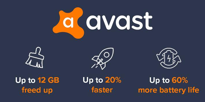 Poster Avast Cleanup