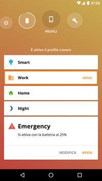 3 Schermata Avast Battery Saver