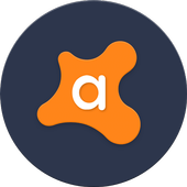 Avast Antivirus 2019 – Khóa ứng dụng, Quét virus biểu tượng