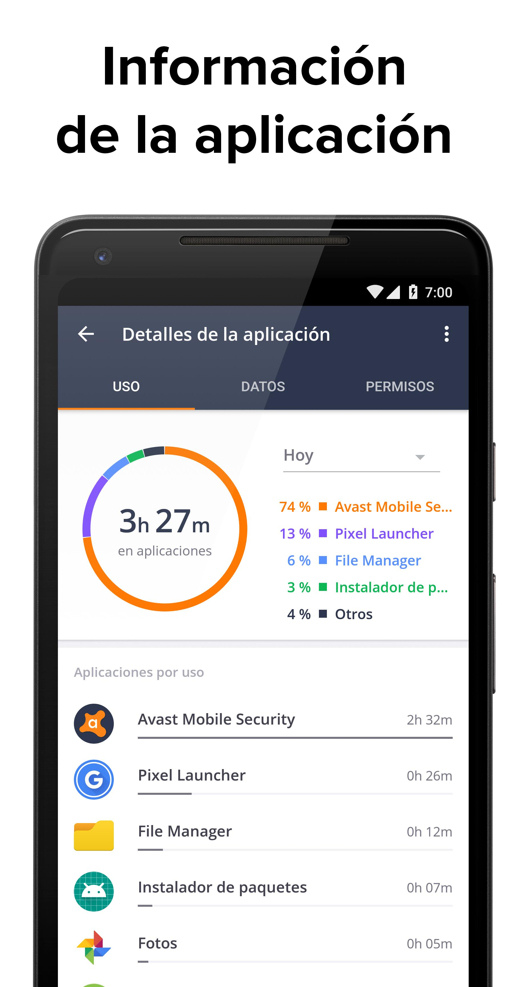 Avast Antivirus Gratis – Limpiador de Virus for Android - APK Download