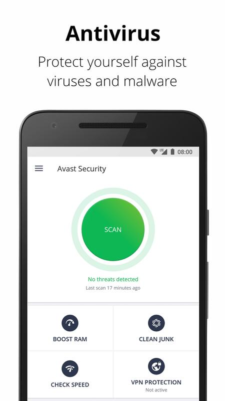 avast antivirus for android free download