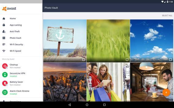 Avast Antivirus Gratis – Seguridad Android 2019 captura de pantalla 10