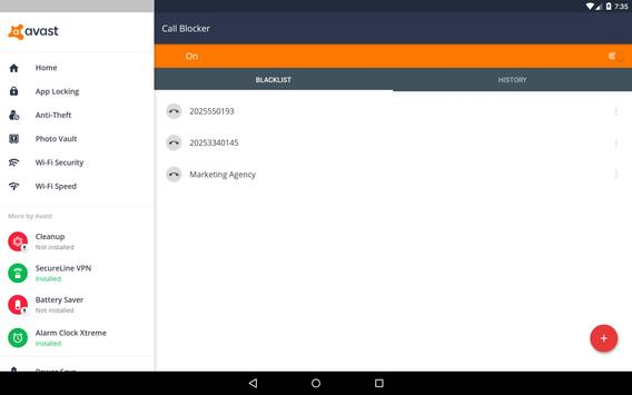 Avast Mobile Security screenshot 13