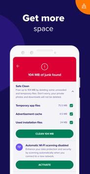 Avast Antivirus – Scan & Remove Virus, Cleaner screenshot 5