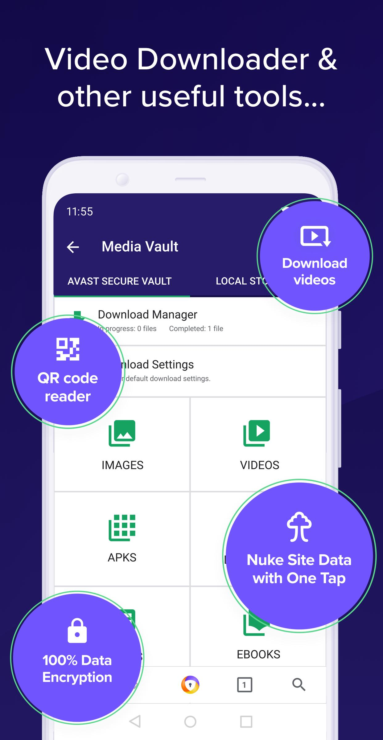 Avast Secure Browser For Android Apk Download