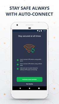 VPN Secureline by Avast - Security & Privacy Proxy screenshot 5