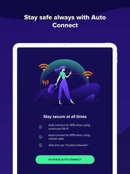VPN SecureLine by Avast - Security & Privacy Proxy screenshot 14