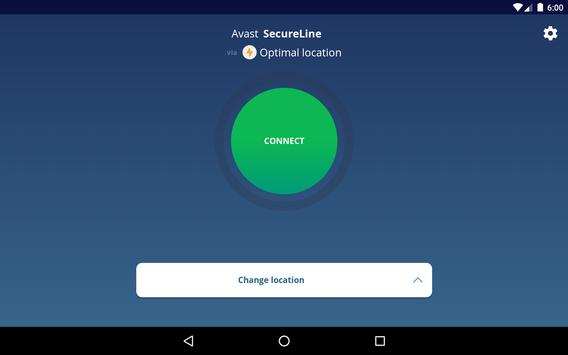 VPN Proxy by Avast SecureLine - Anonymous Security screenshot 13