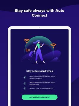 VPN SecureLine by Avast - Security & Privacy Proxy screenshot 8