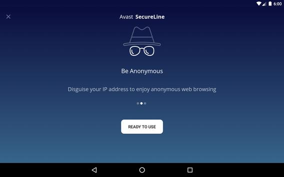 VPN Proxy by Avast SecureLine - Anonymous Security screenshot 16