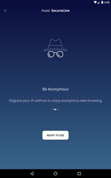 VPN Proxy by Avast SecureLine - Anonymous Security screenshot 20