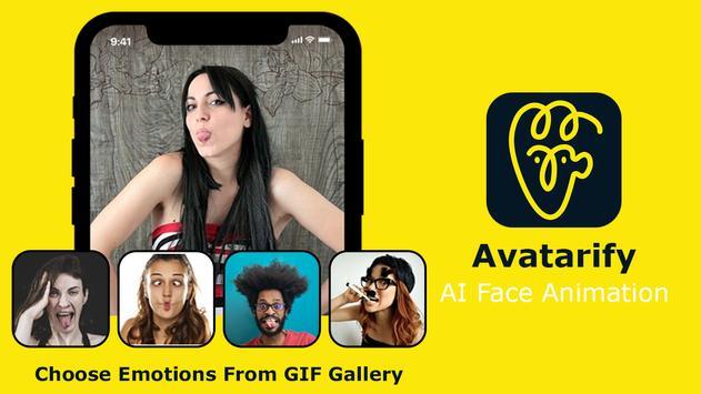 Avatarify - AI Face Animator Clue Assistant poster