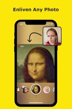 Avatarify - AI Face Animator Clue Assistant screenshot 1