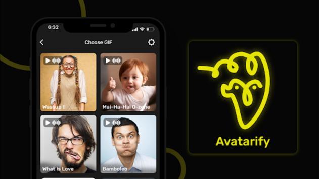 Avatarify : AI Face Animator wombo Clue 2021 screenshot 6