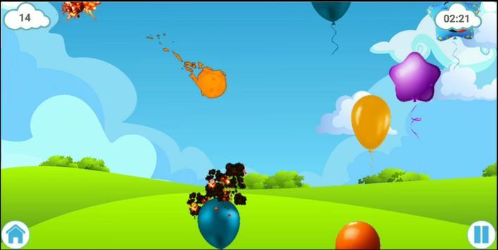 Воздушный мир (шарики) screenshot 3
