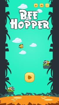 Bee Hopper poster