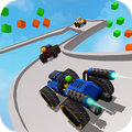 Mini Cars Stunt Racing Fever