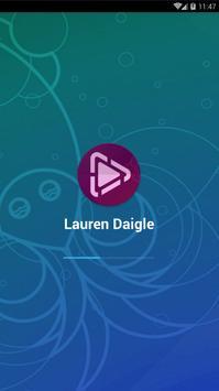 Lauren Daigle poster