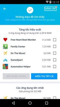 AVG Cleaner ảnh chụp màn hình 6