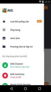 AVG Cleaner ảnh chụp màn hình 7