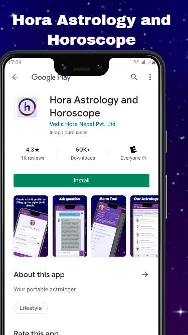 Vedic astrology software for android free