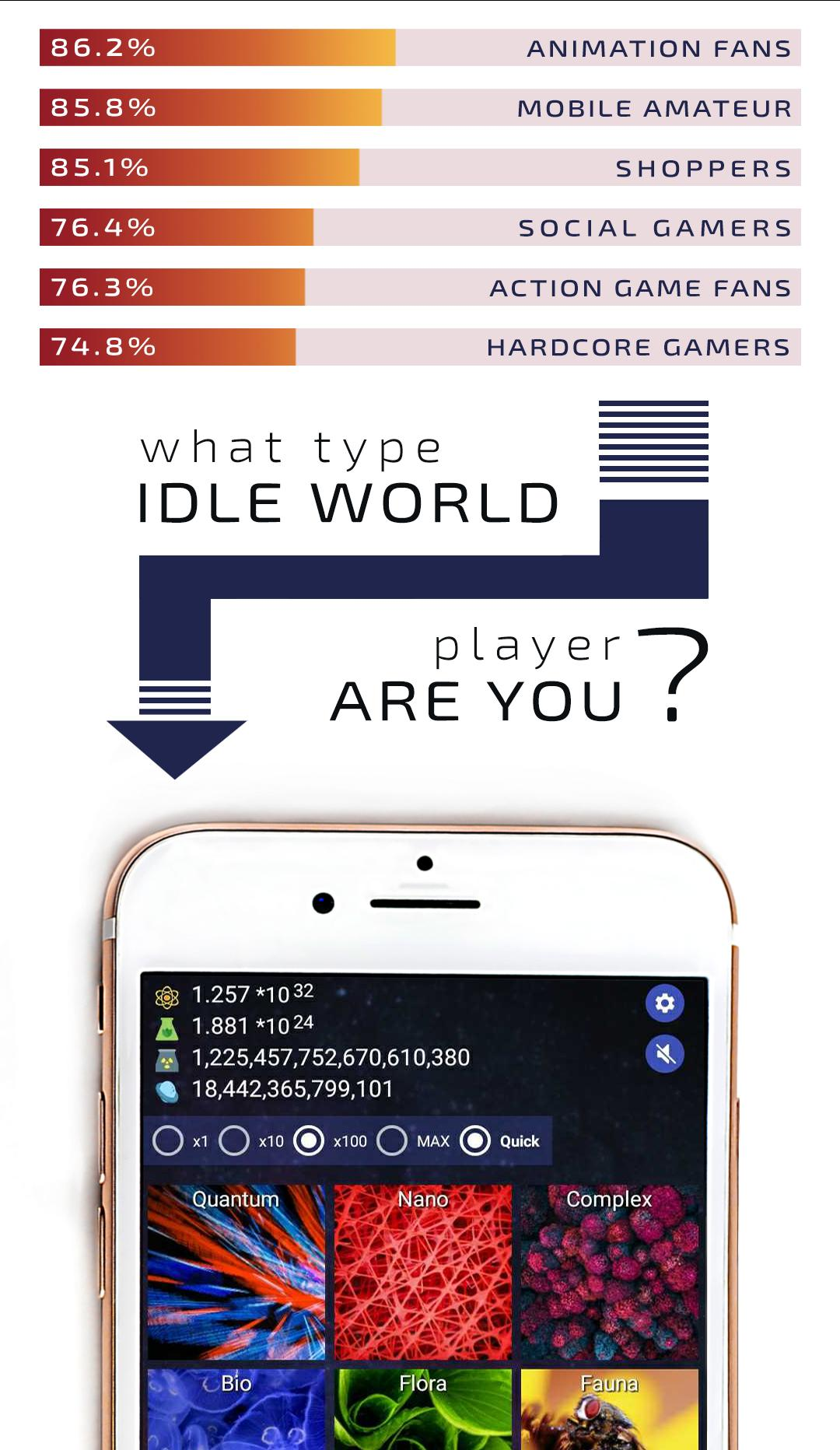 Idle World for Android - APK Download