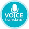 Konuş ve çevir - Tüm diller için çevirmen simgesi