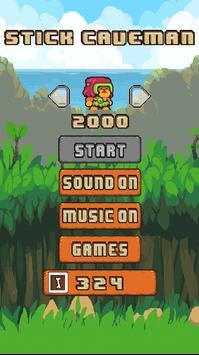 Super Stick Caveman Heroe screenshot 9