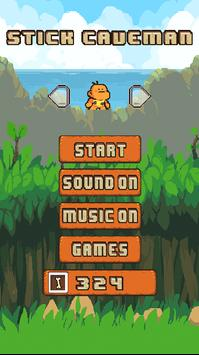 Super Stick Caveman Heroe screenshot 12